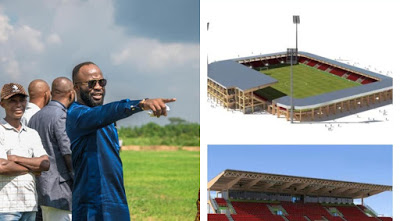 Hon. Kelechi Nwogu Begins Construction of Mini Stadium in Eberi-Omuma